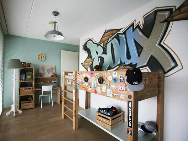 graffiti-kinder-kamer